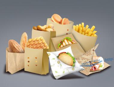 淋膜食品包裝紙-PE淋膜